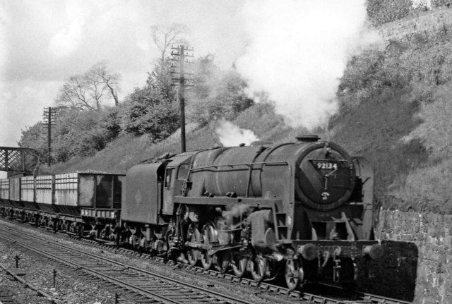 Up mineral at Barrow-on-Soar