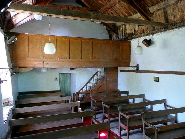St. Mary's church, Craswall