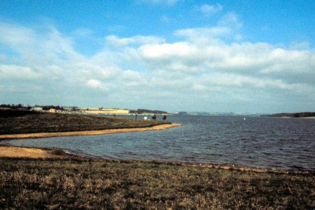 Rutland Water - 1981