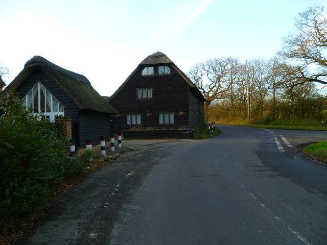 Double Barn on Clay Lane