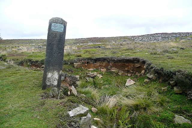 Moorland memorial