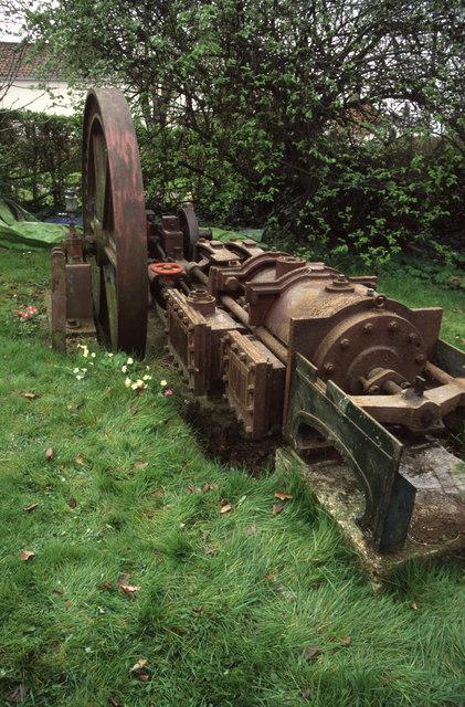 Bryan Donkin 'Farey' engine, High Easter