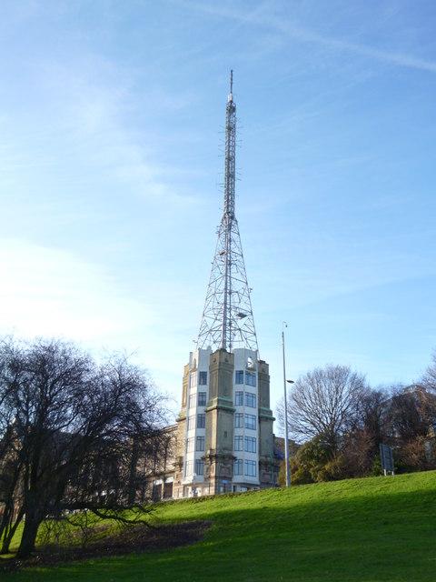 Television Transmitter, Alexandra Palace N22