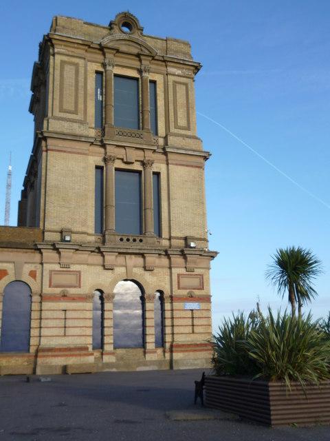 Tower, Alexandra Palace N22