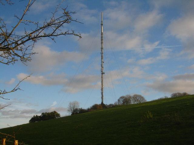 Distinct wireless tower