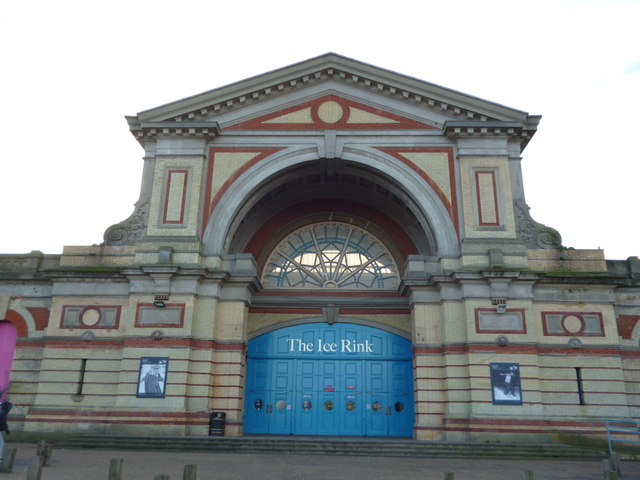 The Ice Rink, Alexandra Palace N22