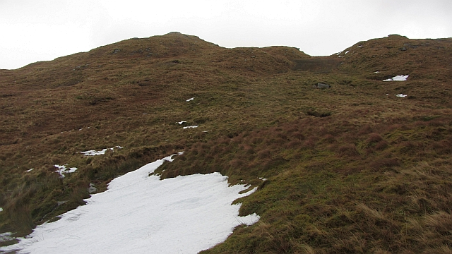 Slopes of Cruach nam Miseag