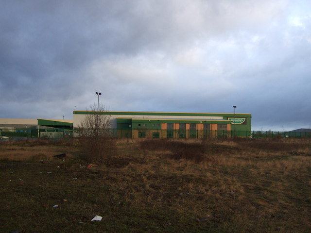 Industrial unit, Thornes Farm Way