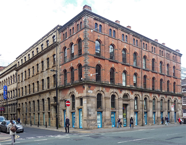 39-41 George Street and 83 Princess Street, Manchester