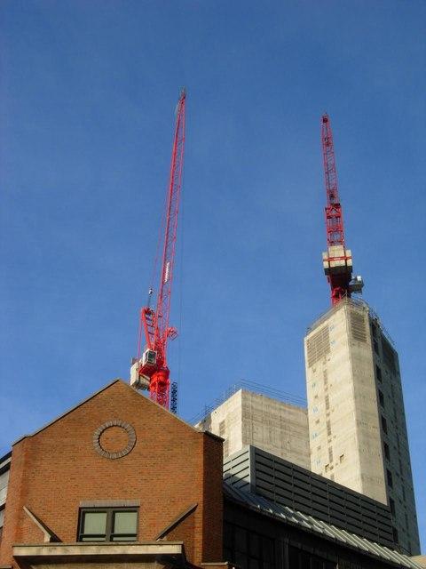 Development at London Bridge
