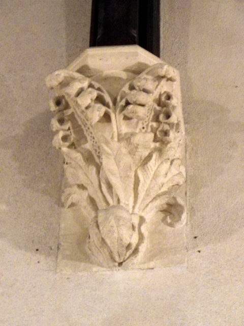 Detail, St Peter's Church