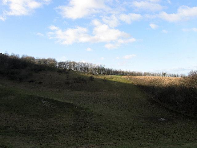 Access Land, Firle Beacon