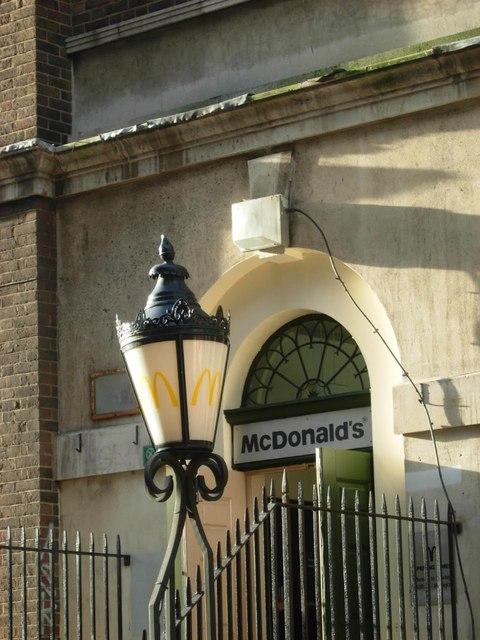 McDonald's - Guys Hospital