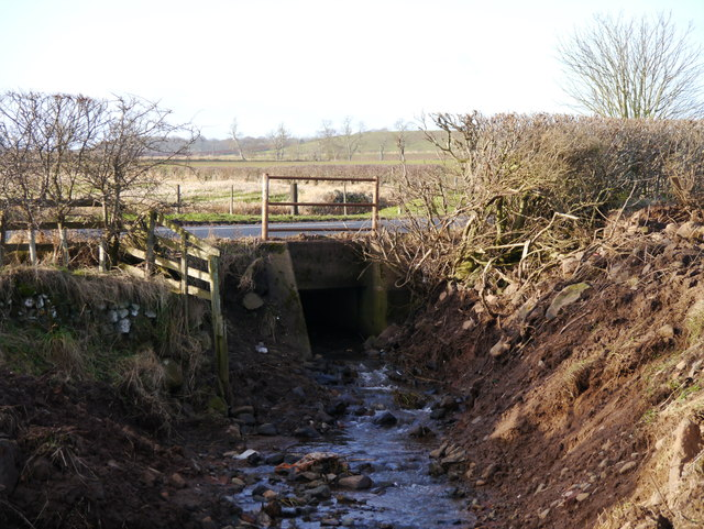 Burn Passing Under The A697