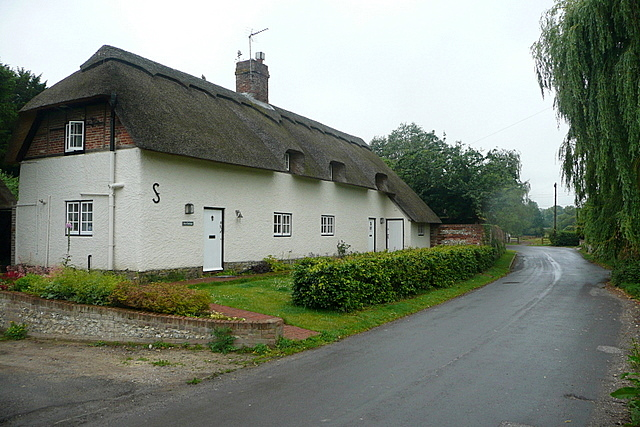 Houses at Easton