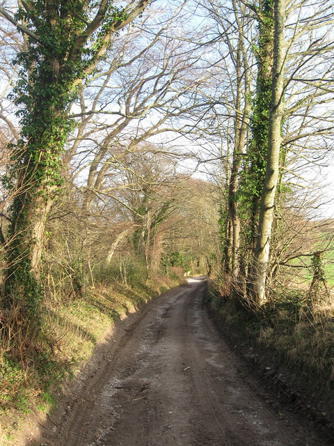Old Coach Road