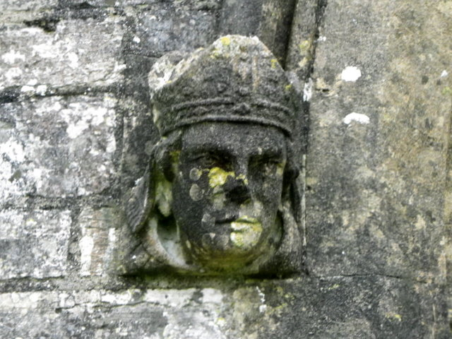 Detail, St Peter's Church