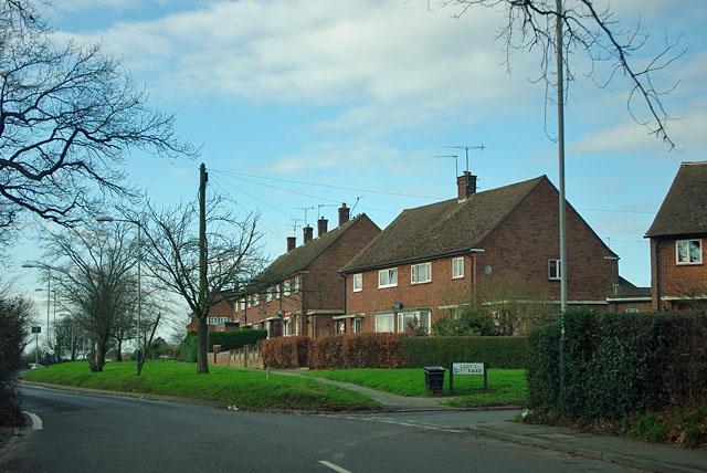 Housing on Speldhurst Road
