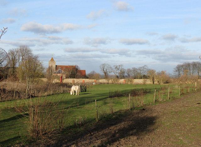Three Corner Field