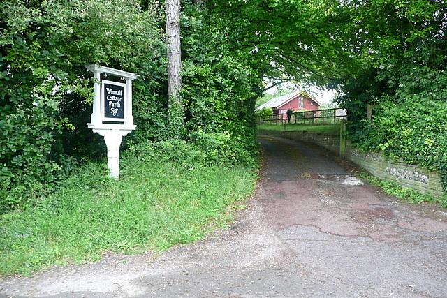 Winnall Cottage Farm