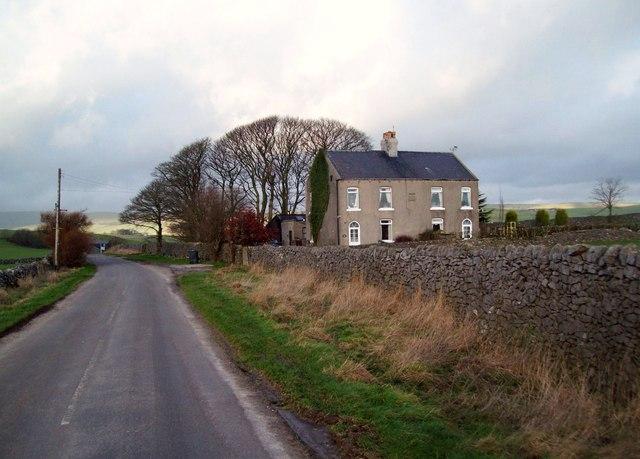 Sitch House near Tunstead