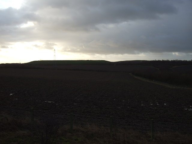 Farmland south of Pontefract Road