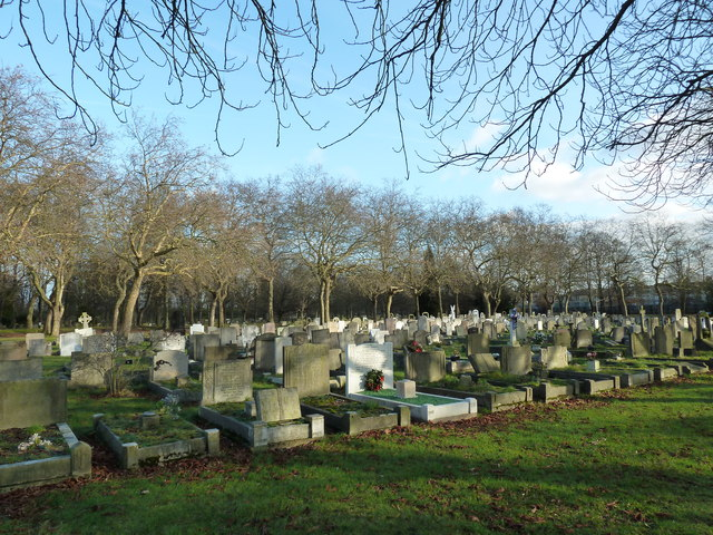 From the City's Cemetery to The Greenway (1)
