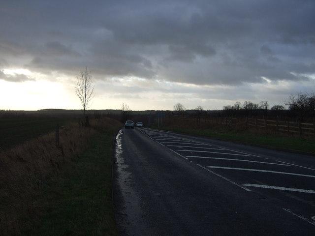 Bullerthorpe Lane heading south