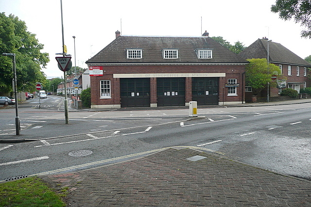 City of Winchester former fire station