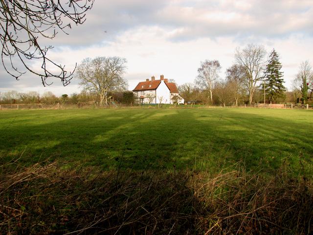 Grove Farmhouse, Capel St Mary