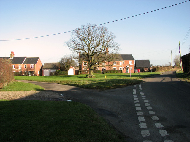 Bacon's Green, Holton St Mary