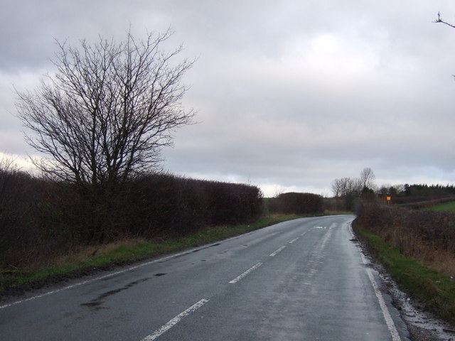Swillington Lane heading north