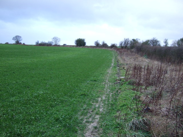 Footpath off Swillington Lane