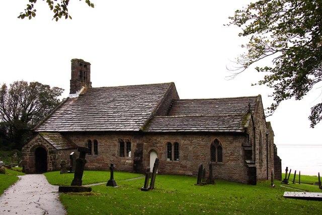 St Peter's Church in Heysham