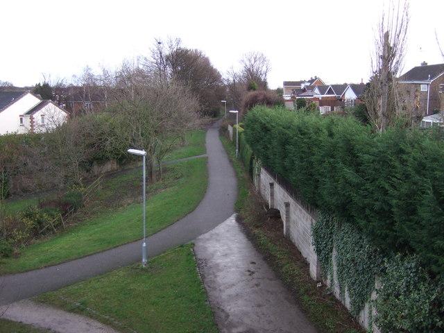 Leeds Country Way Footpath