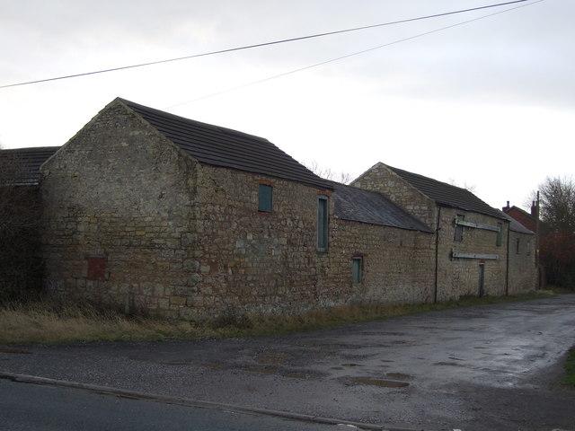 Farm buildings, Milestone Farm
