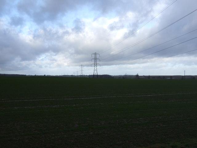 Farmland off Coldhill Lane