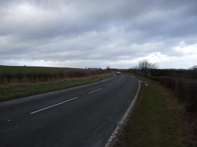 A162 heading north
