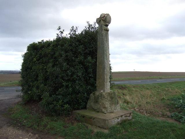 Towton Battlefield Memorial Cross