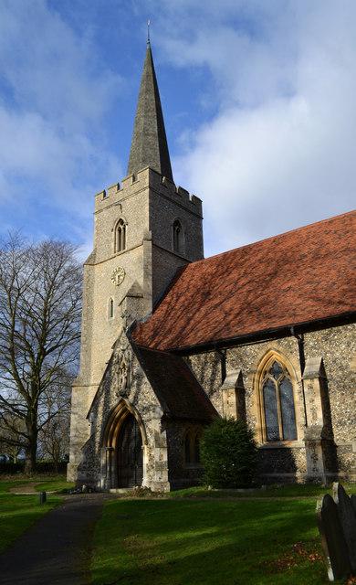 St Giles, Great Hallingbury, Essex