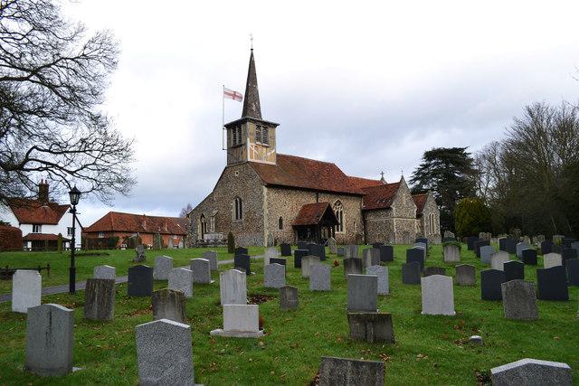 St Mary the Virgin, Little Hallingbury, Essex