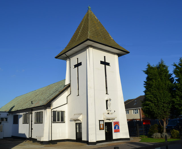Our Lady of Canvey and All Martyrs, Canvey Island, Essex