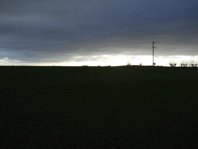 Farmland off Aberford Road