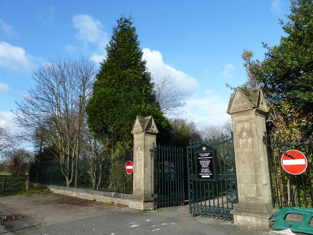 From the City's Cemetery to The Greenway (5)