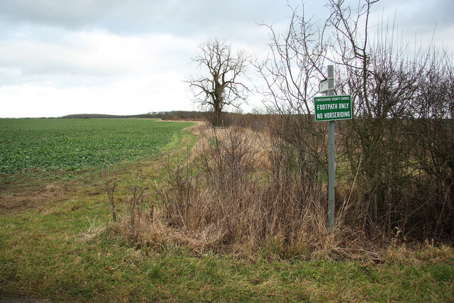 Footpath to Apley