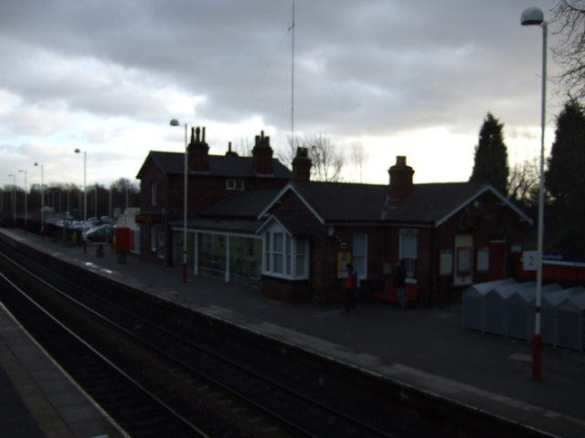 Garforth Station