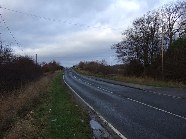 Barwick Road heading north