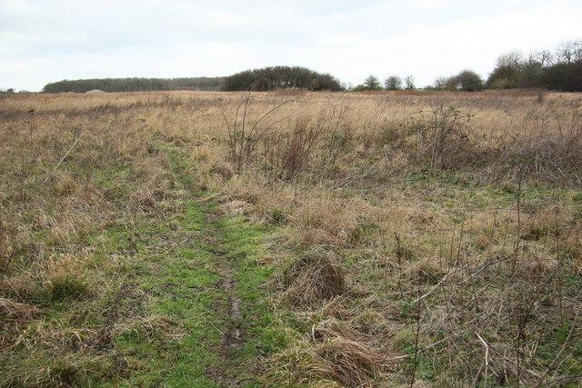 Site of Bullington Priory