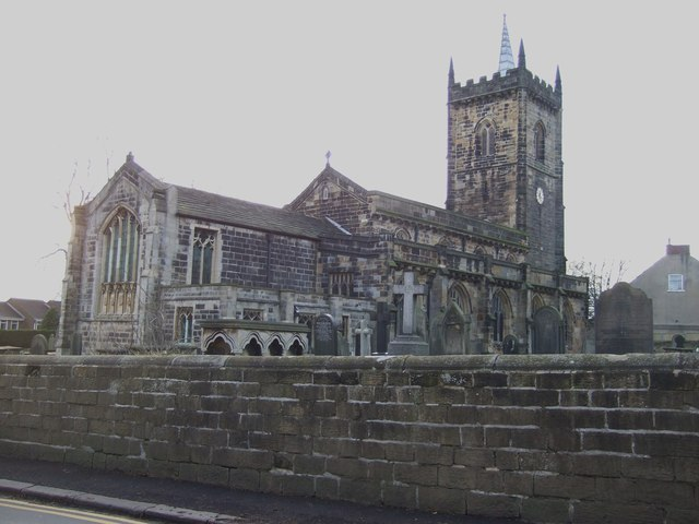 St Mary's Parish Church, Whitkirk
