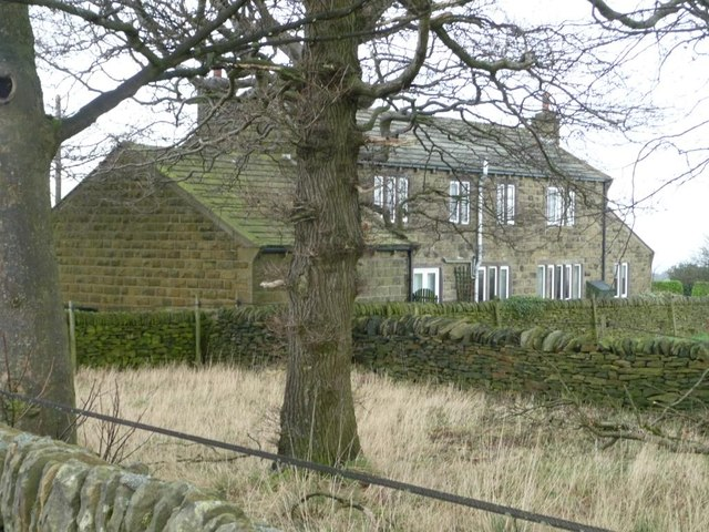 Temprill House, Dearne Head